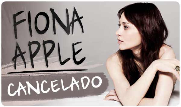 Fiona Apple cancela concierto en Chile 1