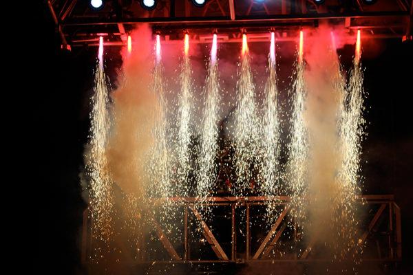 El show de Kiss en Maquinaria 2012 5