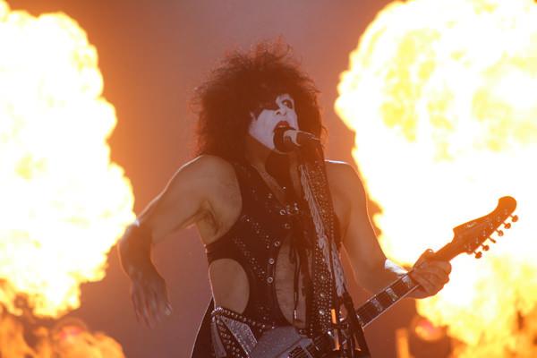El show de Kiss en Maquinaria 2012 6