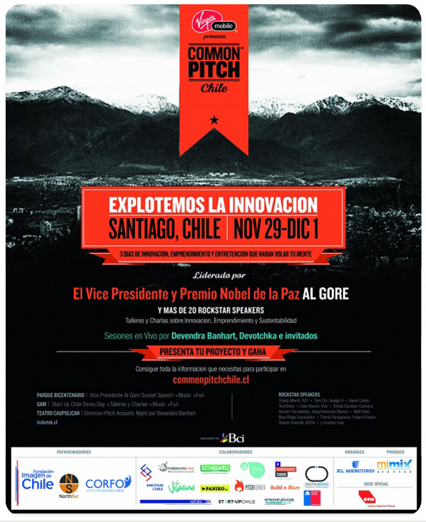 Common Pitch reabre cupos 1