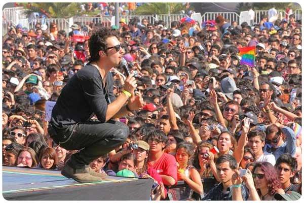 La Cumbre del Rock chileno 2012 3