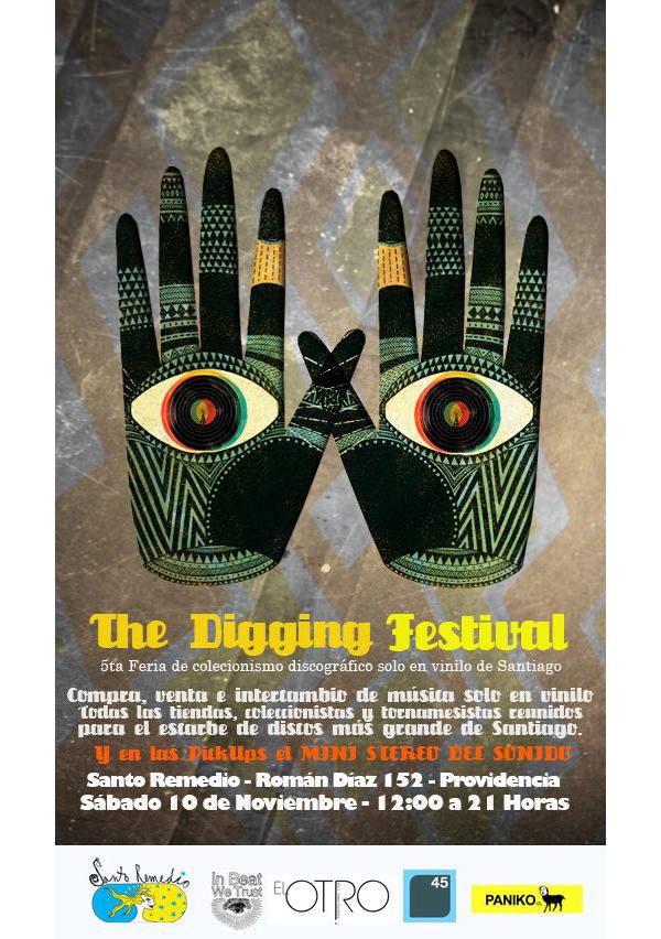 The Digging Festival, 5º edición en Santo Remedio 3