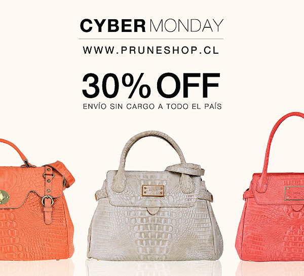 Cyber Monday: 30% en Prüne 3