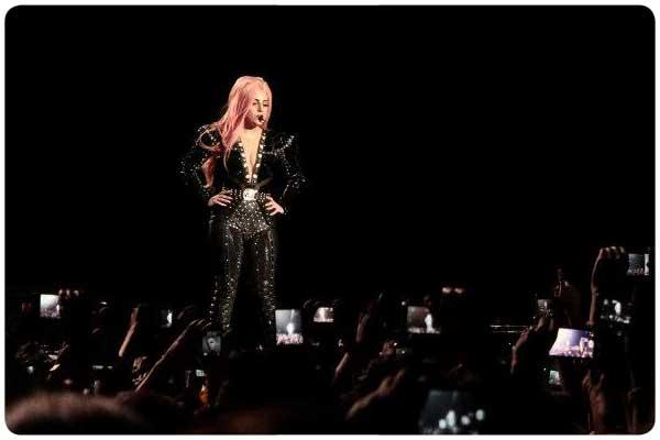 Lady Gaga en Chile, el mejor show  1
