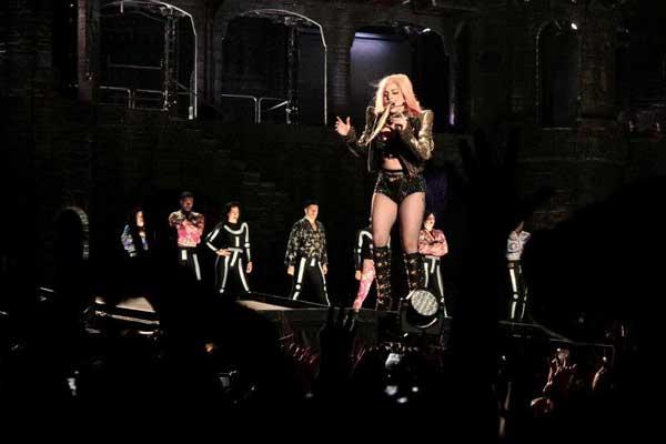 Lady Gaga en Chile, el mejor show  11