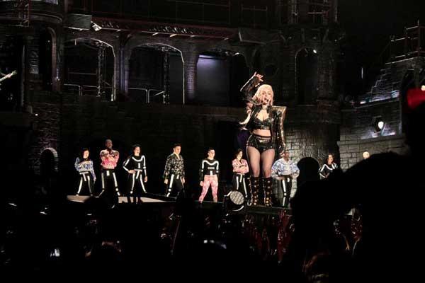 Lady Gaga en Chile, el mejor show  12