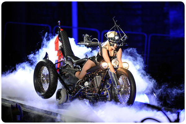 ladygaga1 Lady Gaga en Chile: The Born This Way Ball tour