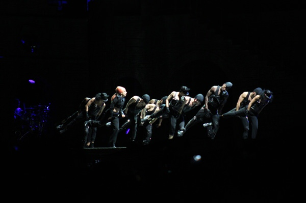 Lady Gaga en Chile: The Born This Way Ball tour 14
