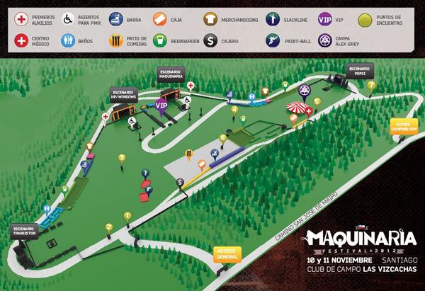 Nuevas noticias sobre Maquinaria: traslado y mapa 9
