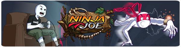 Ninja Joe, el juego chileno para Windows 8  1