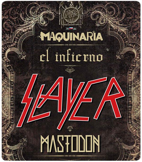 Slayer y Mastodon, descuentos y beneficios 3