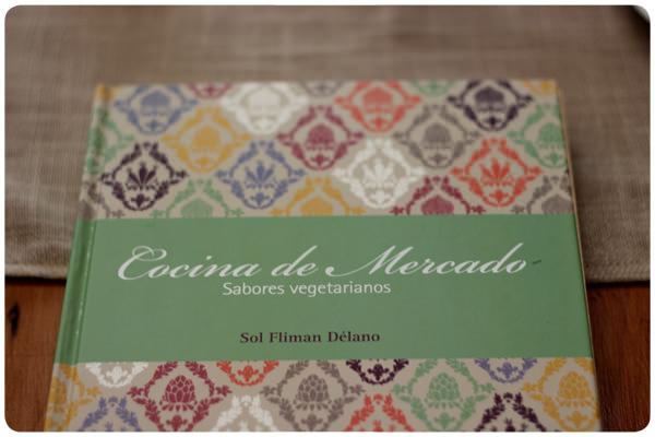 Entrevista a Sol Fliman sobre su libro: Cocina de Mercado 1