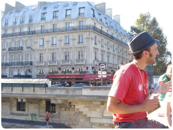 Los tour gratis de Sandemans, un imperdible en Europa 1