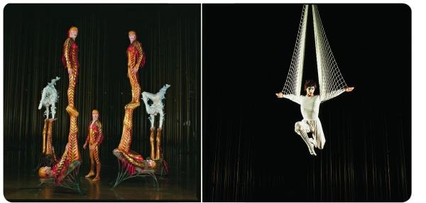 Varekai, mi primer Cirque du Soleil 1