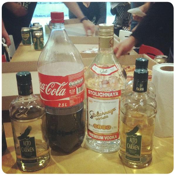 ¿Cuál es tu trago? 3