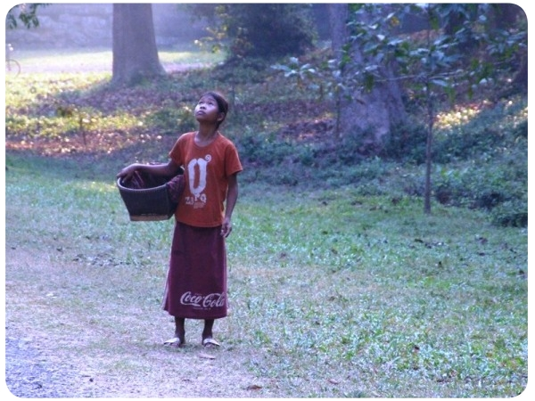 Álbum Zancada: los niños de Angkor 1