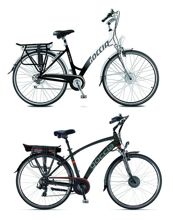 Bicicletas eléctricas Goccia 3