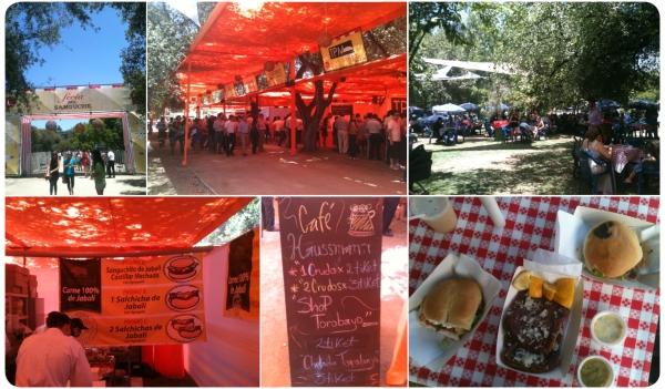 Feria del Sánguche en el Parque Araucano 2012: algunas recomendaciones 1