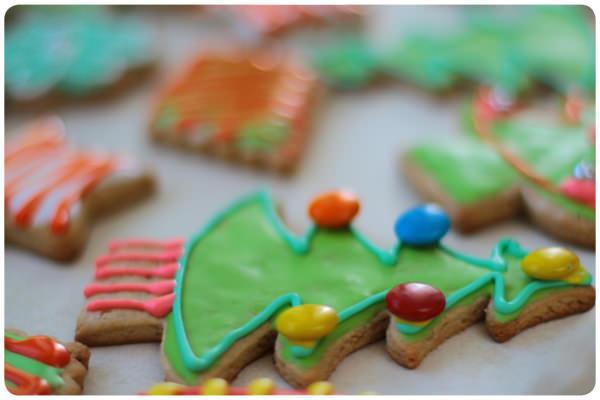 Ricas galletas de Navidad por Virginia Demaria 1