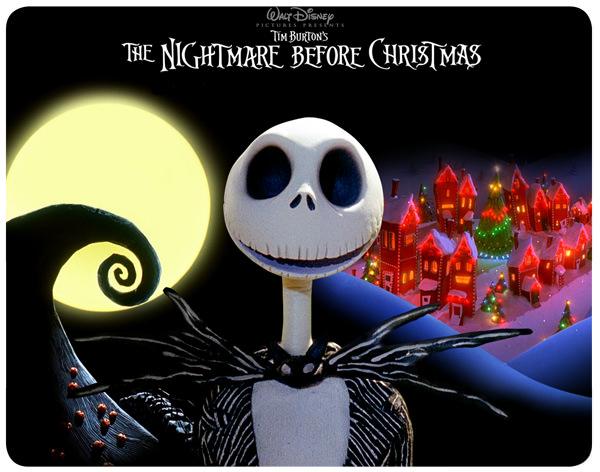 El Extraño Mundo de Jack, de octubre a diciembre 3