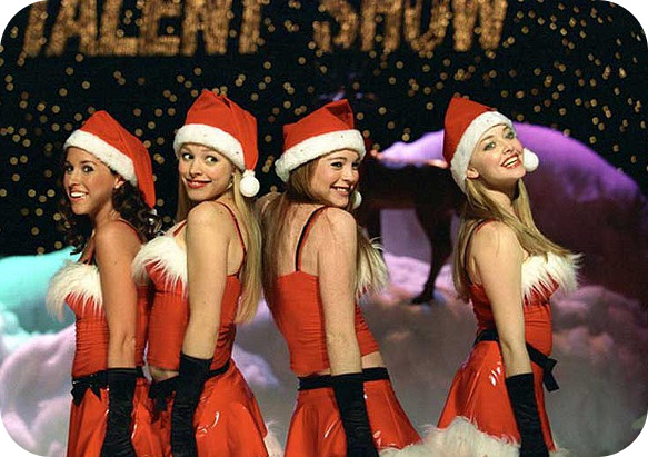 Las escenas: Mean Girls y el show navideño 1