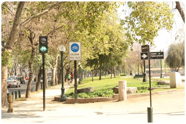Del Forestal al Parque Uruguay: la costanera de los caminantes y ciclistas 5