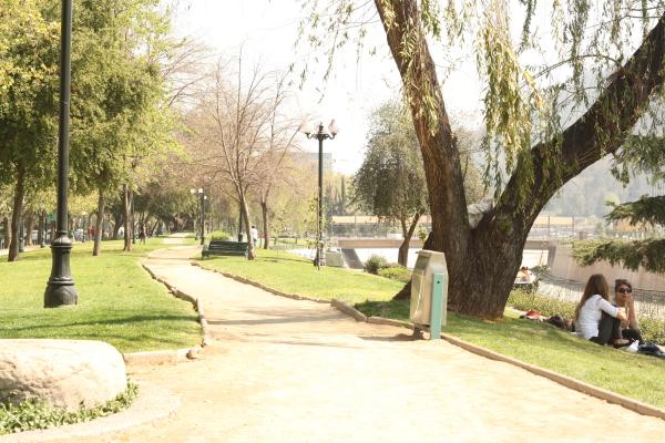 Del Forestal al Parque Uruguay: la costanera de los caminantes y ciclistas 6