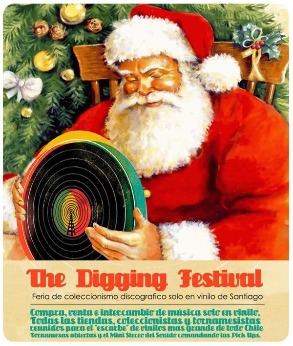 Diggin Festival navideño en Santo Remedio  1