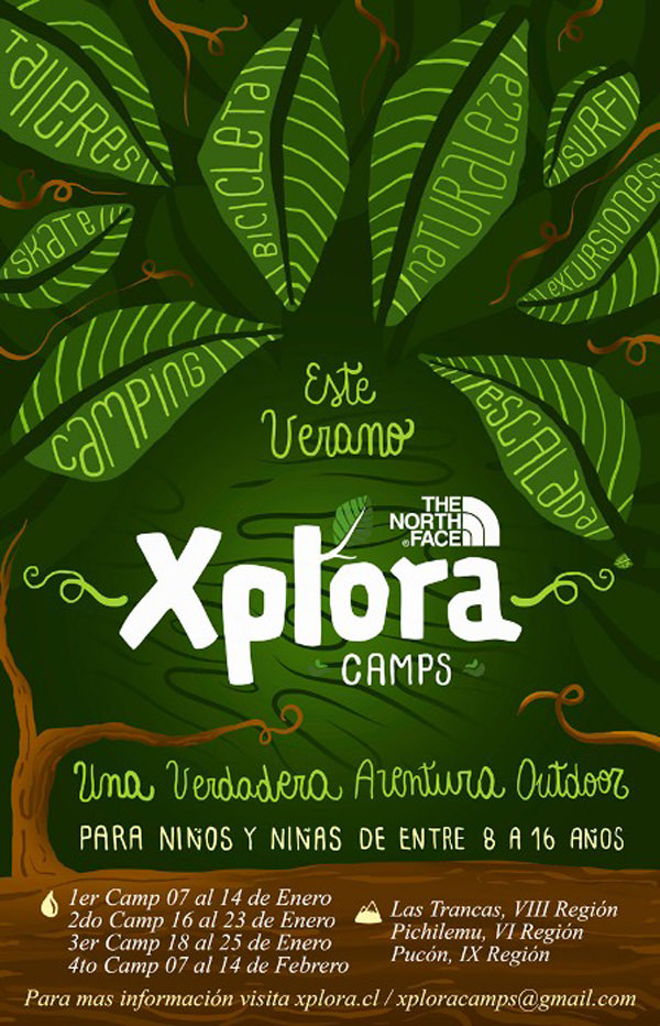 xplora The North Face Xplora Camp