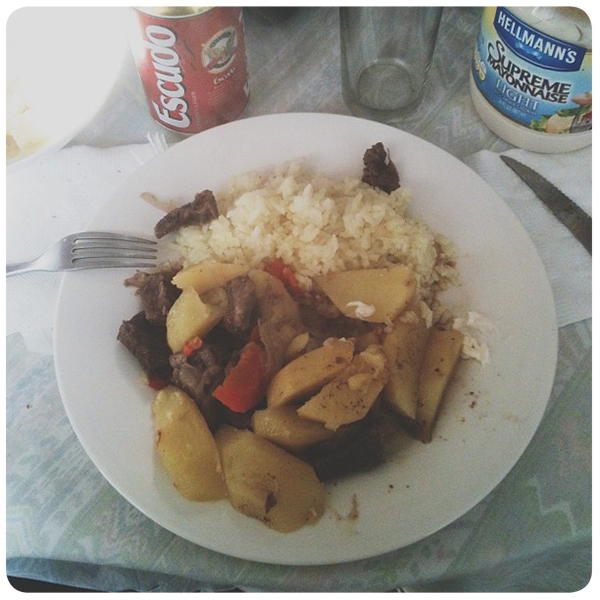 Resolución 2014: cocinar para mi familia 1
