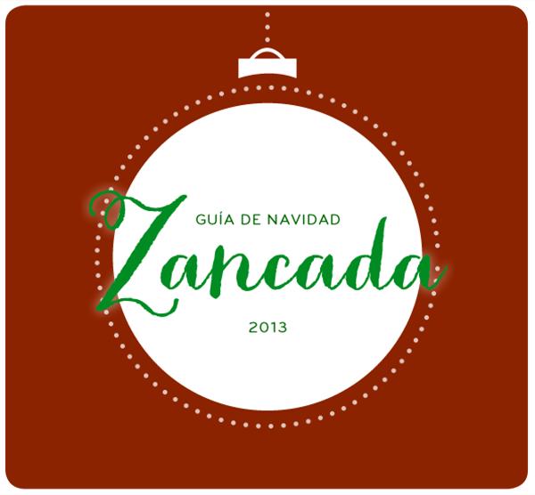 Encuentra regalos en la Guía de Navidad Zancada 3
