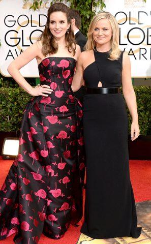 Tina Fey & Amy Poehler