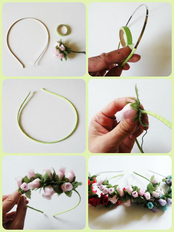 Cintillo Flores