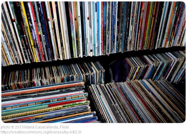 Chica Lista: Discos que envejecen conmigo 3