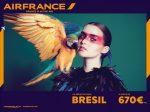 """""""France is in the air"""": la bella campaña de Air France 5"""
