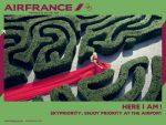 """""""France is in the air"""": la bella campaña de Air France 6"""