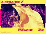 """""""France is in the air"""": la bella campaña de Air France 8"""