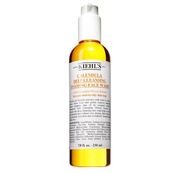 Calendula deep cleansing foaming face wash - Kiehl's
