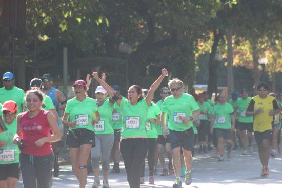 Fotos del Maratón de Santiago 2015 172