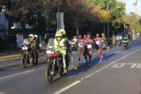 Fotos del Maratón de Santiago 2015 1
