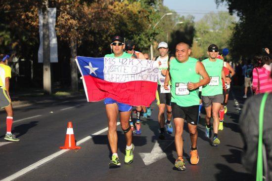Fotos del Maratón de Santiago 2015 144