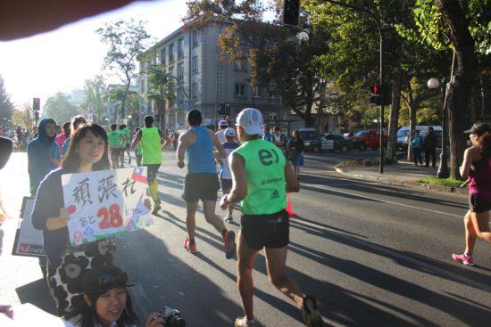 Fotos del Maratón de Santiago 2015 208
