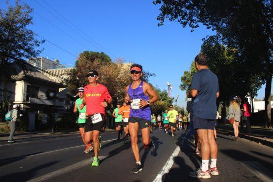 Fotos del Maratón de Santiago 2015 170