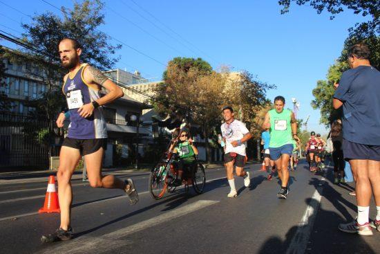 Fotos del Maratón de Santiago 2015 168