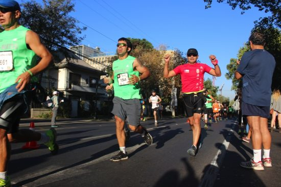 Fotos del Maratón de Santiago 2015 166