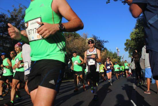 Fotos del Maratón de Santiago 2015 161
