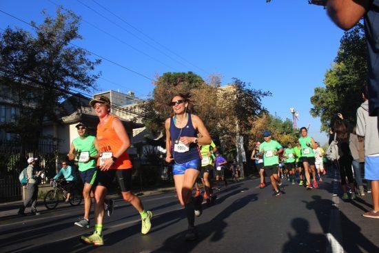 Fotos del Maratón de Santiago 2015 160