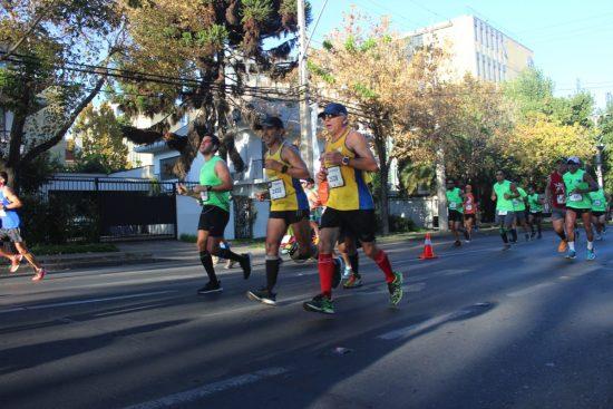 Fotos del Maratón de Santiago 2015 158