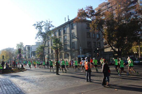 Fotos del Maratón de Santiago 2015 146