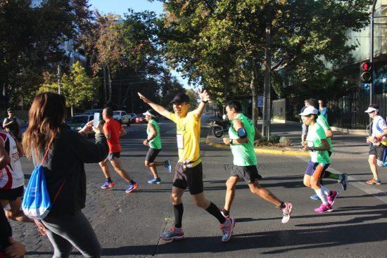 Fotos del Maratón de Santiago 2015 143